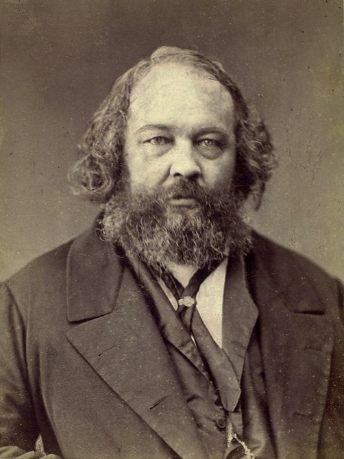 biography on mikhail bakunin