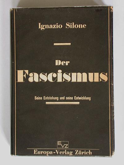 silone-fascism
