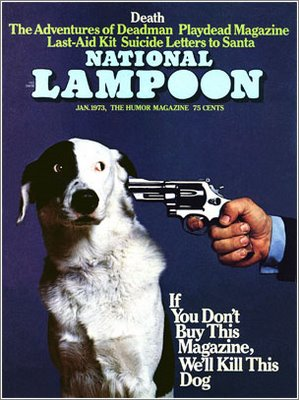 Infamous 1973 <em>National Lampoon</em> — last gasp of the Sixties