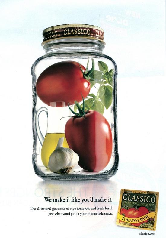 Classico ad from <em>Better Homes & Gardens</em>, June 2009