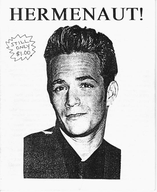 Hermenaut issue #1, Summer 1992