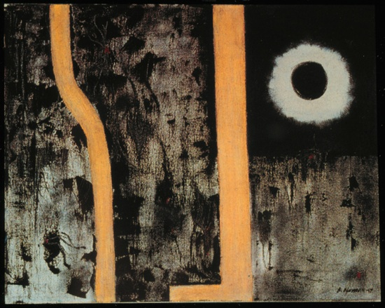Barnett Newman's <em>The Death of Euclid</em> (1947)