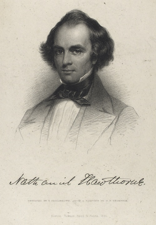 a biography of nathaniel hawtorne Previous nathaniel hawthorne biography next symbols in the house of the seven gables pop quiz as a maule, holgrave carries on the family's tradition of.