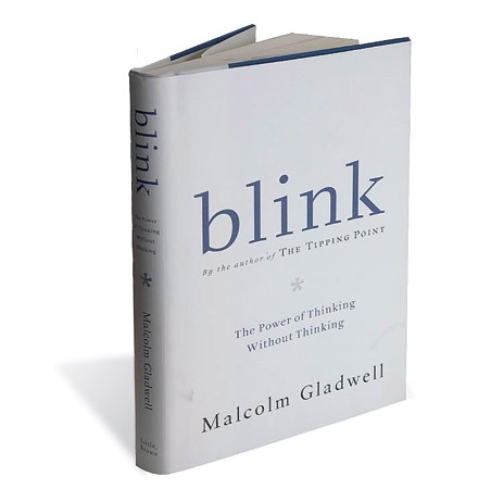 blink malcolm gladwell essays We will write a cheap essay sample on blink book review specifically for you for only $1290/page book report on blink by malcolm gladwell blink essay.