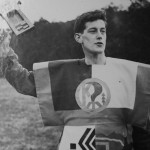 Will Scarlet, gleemaster of the Kindred of the Kibbo Kift