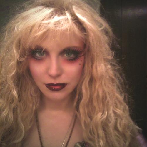 Never taking my makeup off! - David Ramirez of Makeup Forever - http://twitpic.com/1142qe