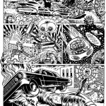 Pixie Meat, a collaboration between Gary Panter and Charles Burns