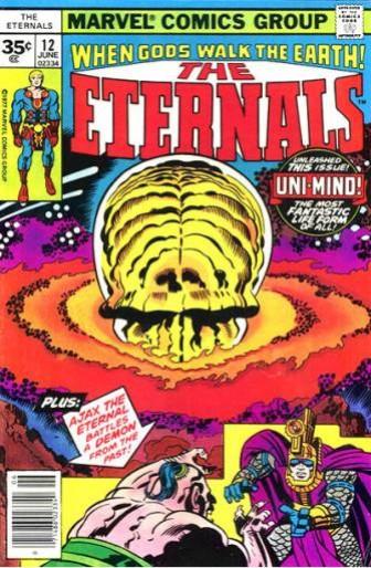 Jack Kirby's Uni-Mind