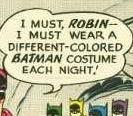 batman must