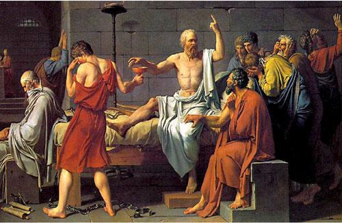 Ancient Greek Philosopher Socrates