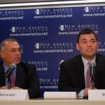 Peter Beinart (right) in June 2010