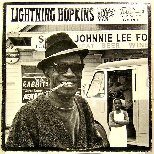 Lightnin' Hopkins - Lightnin' Strikes