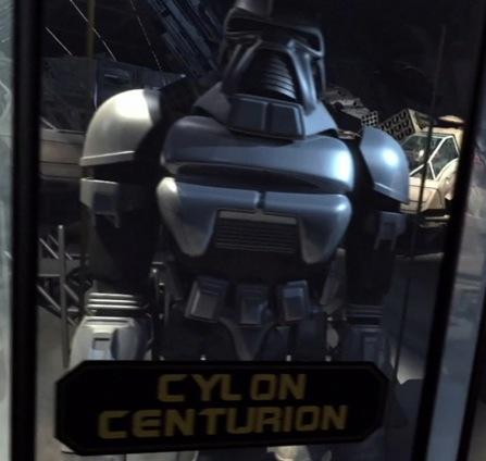 cylon museum