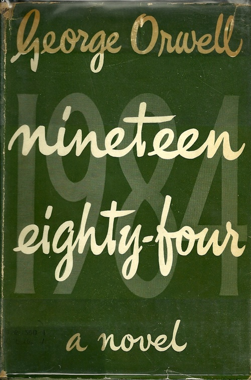 a look at anti utopian sentiments in nineteen eighty four by george orwell And fight club about to turn 15, we take a look  in a twist on george orwell's nineteen eighty-four  the initial comfort of those cheerfully anti.