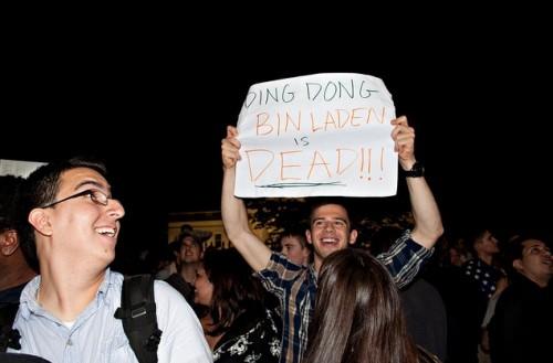 Osama bin Laden airs. we killed Osama Bin Laden?