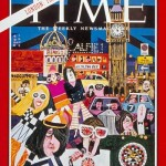 April 1966 cover of TIME — Swinging London