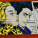 Lichtenstein — In the Car — 1963