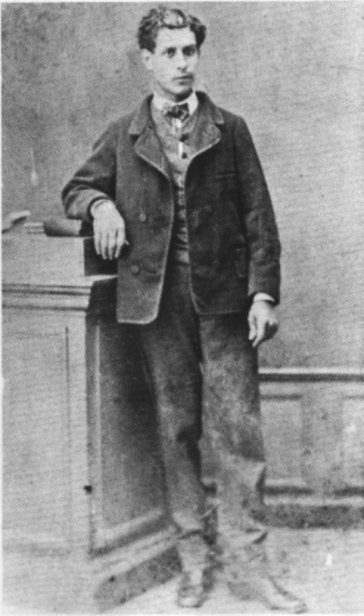 Isidore Ducasse (1846-70), who styled himself COMTE DE LAUTRÉAMONT, was  born in Montevideo, Uruguay, during its eight-year siege by Argentina. 18b9d0cbbb32