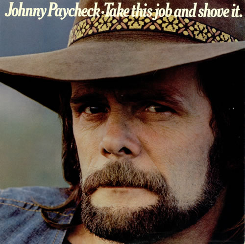 Johnny Paycheck At Carnegie Hall