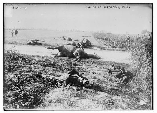 corpses 1910-15