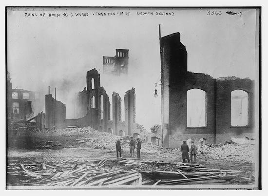 ruins 1915