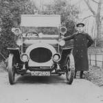 1910 chauffeur