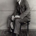 The poet Vladimir Mayakovsky 1924