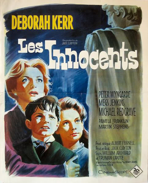 Innocents French Poster