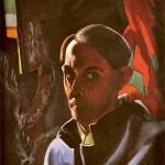 Witkiewicz self-portrait