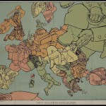 dutch propaganda map wwi