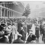 war crowd london