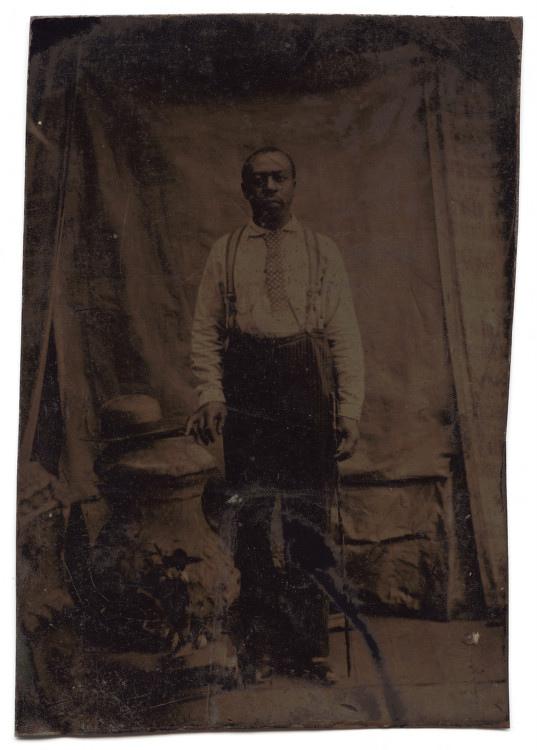 african american man c 1910