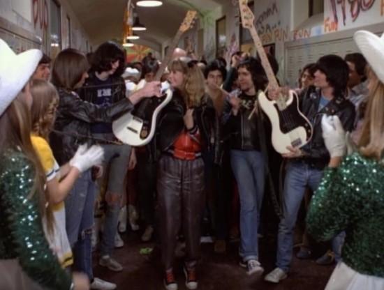 rocknroll high school