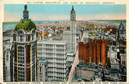 1914 financial