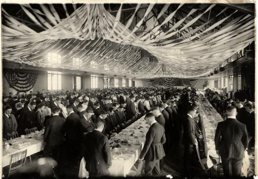 1918 ceremony