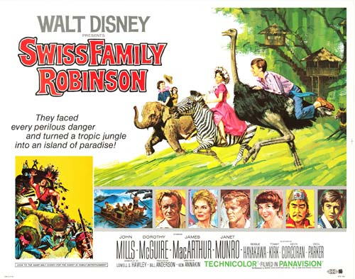 swiss family robinson sparknotes
