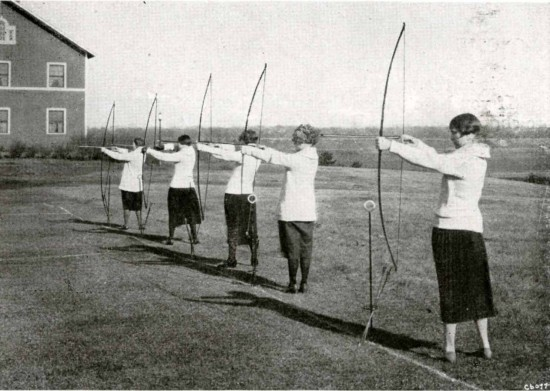 1929_WAA_guide_archery
