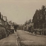 Lancashire, Huyton Village in the early 1920's