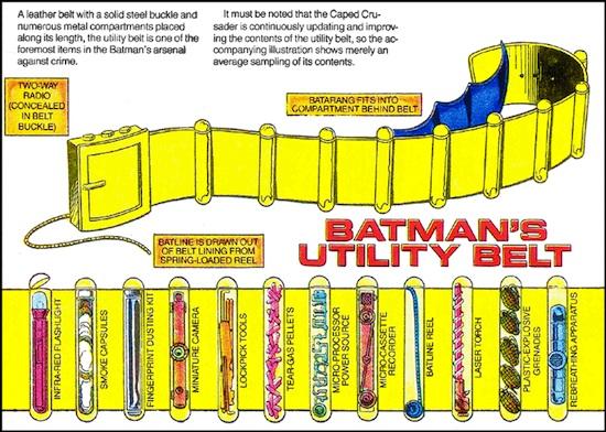 batman utility