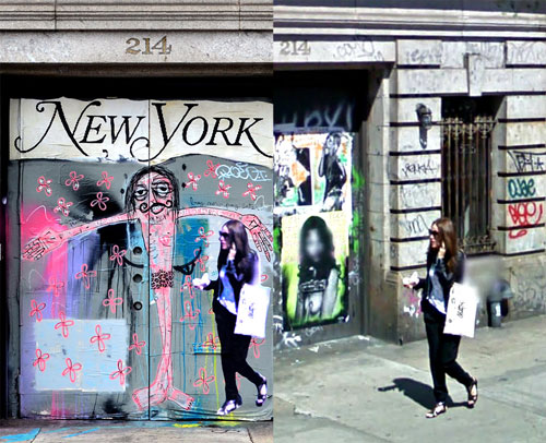 214 Lafayette Street, New York - Link Street View from 2009