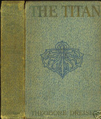 dreiser titan