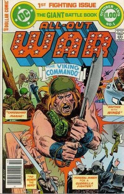 viking commando
