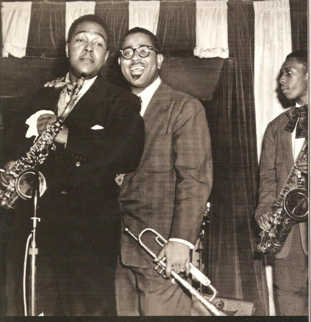 History Bird Dizz Coltrane 1940s  2