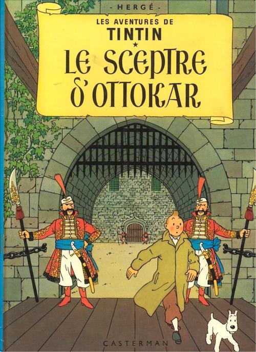 Tintin-Le Sceptre d' Otokkar-=NeWoRDeR=- - 0