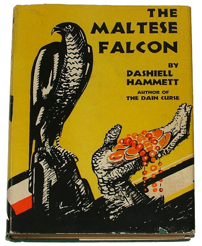 the maltese falcon by dashiell hammett Dashiell hammett collection writer of the maltese falcon, red harvest, and the thin man, hammett has an enduring reputation as the godfather of the hard-boiled detective genre and one of the greatest mystery writers of all time.