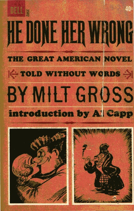 198 Milt Gross He Done Her Wrong Dell067