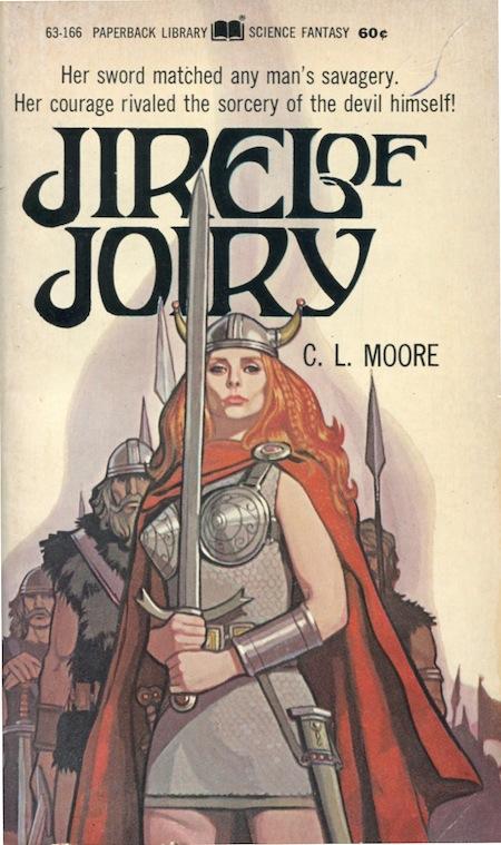 C L MooreJirel of Joiry Paperback Library069