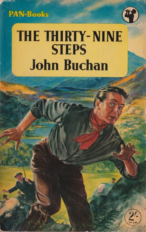 buchan steps 1955