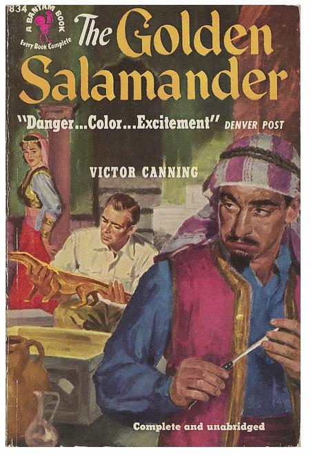 canning salamander