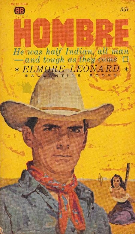 elmore leonard Hombre.2